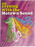 "Music Memorabilia:Memorabilia, Motown Sound Vintage Press Book. An 18-page press book touting ""The Motown Sound,"" with articles on the Temptations, the Fou... (Total: 1 Item)"