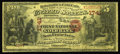 San Francisco, CA - $5 Original National Gold Bank Note Fr. 1136 The First National Gold Bank Ch. # 1741 This is anothe...