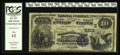National Bank Notes:Kentucky, Louisville, KY - $10 1882 Value Back Fr. 577 The NB of Kentucky Ch.# (S)5312. Just nine banks in the state have had $10...