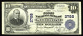 National Bank Notes:Kentucky, Stanford, KY - $10 1902 Plain Back Fr. 624 The First NB Ch. # 2788.Despite a decent size issue that spanned several dec...