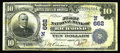 National Bank Notes:Maine, Richmond, ME - $10 1902 Date Back Fr. 616 The First NB Ch. #(N)662. This is a true Maine wonder note, as it represents ...