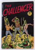 Golden Age (1938-1955):Non-Fiction, Challenger #2 (Interfaith Committee, 1945) Condition: GD+....