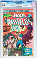 Bronze Age (1970-1979):Adventure, Amazing Adventures #39 War of the Worlds (Marvel, 1976) CGC NM/MT 9.8 White pages....