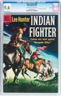 Silver Age (1956-1969):Western, Four Color #904 Indian Fighter - File Copy (Dell, 1958) CGC NM+ 9.6Off-white to white pages....