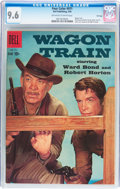 Silver Age (1956-1969):Western, Four Color #971 Wagon Train - File Copy (Dell, 1959) CGC NM+ 9.6Off-white to white pages....