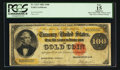 Large Size:Gold Certificates, Fr. 1213 $100 1882 Gold Certificate PCGS Apparent Fine 15.. ...