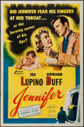 "Movie Posters:Mystery, Jennifer and Other Lot (Allied Artists, 1953). One Sheets (2) (27""X 41""). Mystery.. ... (Total: 2 Items)"