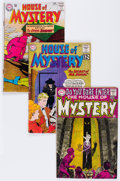 Silver Age (1956-1969):Horror, House of Mystery Group (DC, 1962-73) Condition: Average GD/VG....(Total: 32 Comic Books)