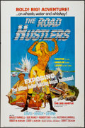 "Movie Posters:Action, The Road Hustlers & Others Lot (Saturn Productions, 1968). One Sheets (3) (27"" X 41""). Action.. ... (Total: 3 Items)"