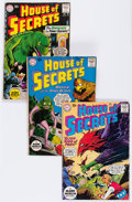Silver Age (1956-1969):Horror, House of Mystery Group (DC, 1956-83) Condition: Average VG-....(Total: 23 Comic Books)