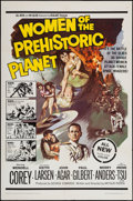 """Movie Posters:Science Fiction, Women of the Prehistoric Planet (Realart, 1966). One Sheet (27"""" X 41""""). Science Fiction.. ..."""