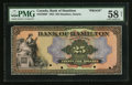 Canadian Currency: , Hamilton, ON- Bank of Hamilton $25 Mar. 1, 1922 Ch. 345-22-06P FaceProof. ...