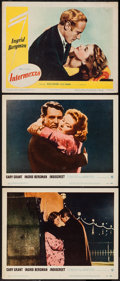 """Movie Posters:Romance, Indiscreet & Other Lot (Warner Brothers, 1958). Lobby Cards (3) (11"""" X 14""""). Romance.. ... (Total: 3 Items)"""