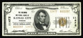 National Bank Notes:Missouri, Kansas City, MO - $5 1929 Ty. 2 The Columbia NB Ch. # 11472. Wedoubt that this crackling fresh note ever saw any actual...