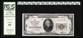 National Bank Notes:Missouri, Saint Louis, MO - $20 1929 Ty. 1 The Third NB Ch. # 170. This wellcentered representative has truly earned the designat...