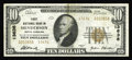 National Bank Notes:North Carolina, Henderson, NC - $10 1929 Ty. 2 First NB Ch. # 13636. This is one of just four Type 2 examples reported from this none to...