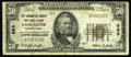National Bank Notes:Pennsylvania, Lancaster, PA - $50 1929 Ty. 1 The Lancaster County NB Ch. # 683.This scarce note was kept for a while as a wallet keep...