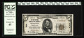 National Bank Notes:Pennsylvania, Newtown, PA - $5 1929 Ty. 1 The First NB & TC Ch. # 324. Thisexample comes from an institution that suprisingly has a l...
