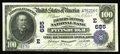 National Bank Notes:Pennsylvania, Pittsburgh, PA - $100 1902 Date Back Fr. 689 The Farmers Deposit NBCh. # 685. While hardly a rare bank, nice high deno...