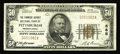 National Bank Notes:Pennsylvania, Pittsburgh, PA - $50 1929 Ty. 1 The Farmers Deposit NB Ch. # 685. Asolid Very Fine example and a nice representati...