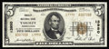 National Bank Notes:Pennsylvania, Yardley, PA - $5 1929 Ty. 2 Yardley NB Ch. # 13950. Just six notes are listed in the census from this rare Bucks County ...