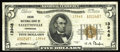 National Bank Notes:Tennessee, Fayetteville, TN - $5 1929 Ty. 2 Union NB Ch. # 13948. Only eightexamples are recorded in the latest Kelly census for ...