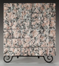 Fine Art - Sculpture, American:Contemporary (1950 to present), JESÚS BAUTISTA MOROLES (American, b. 1950). Granite Square. Granite. 11-5/8 x 11-5/8 x 1-1/2 inches (29.5 x 29.5 x 3.8 c... (Total: 2 Items)