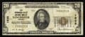 National Bank Notes:Virginia, Winchester, VA - $20 1929 Ty. 1 The Shenandoah Valley NB Ch. #1635. A Fine companion for the $10 note from here of...