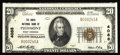 National Bank Notes:West Virginia, Piedmont, WV - $20 1929 Ty. 1 The Davis NB Ch. # 4088. From a family owned bank in Mineral County, this appealing note ...