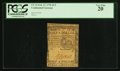 Colonial Notes:Continental Congress Issues, Continental Currency February 17, 1776 $1/2 PCGS Very Fine 20.. ...