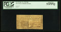 Colonial Notes:New Jersey, New Jersey December 31, 1763 18d PCGS About New 53PPQ.. ...