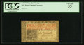 Colonial Notes:New Jersey, New Jersey March 25, 1776 12s PCGS Very Fine 35.. ...