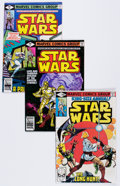 Modern Age (1980-Present):Science Fiction, Star Wars Group (Marvel, 1979-82) Condition: Average NM-....(Total: 14 Comic Books)