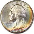 Washington Quarters, 1945 25C MS68 PCGS....