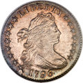 Early Dimes, 1796 10C JR-1, R.3, MS64 Prooflike NGC....