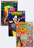Silver Age (1956-1969):Science Fiction, Strange Adventures Group (DC, 1964-73) Condition: Average FN+....(Total: 46 Comic Books)
