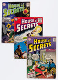 Silver Age (1956-1969):Horror, House of Secrets Group (DC, 1957-61) Condition: Average GD....(Total: 10 Comic Books)