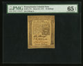 Colonial Notes:Pennsylvania, Pennsylvania March 25, 1775 16s PMG Gem Uncirculated 65 EPQ.. ...