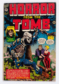 Golden Age (1938-1955):Horror, Horror From the Tomb #1 (Premier , 1954) Condition: GD/VG....