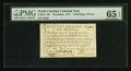 Colonial Notes:North Carolina, North Carolina December, 1771 2s 6d PMG Gem Uncirculated 65 EPQ.....
