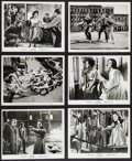 "Movie Posters:Academy Award Winners, West Side Story (United Artists, 1962 & R-1968). Photos (10)(8"" X 10""). Academy Award Winners.. ... (Total: 10 Items)"