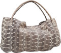 Luxury Accessories:Bags, Devi Kroell Natural Python Large Roman Tote Bag. ...