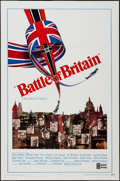 "Movie Posters:War, Battle of Britain (United Artists, 1969). One Sheet (27"" X 41"")Style B. War.. ..."