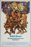 "Movie Posters:War, Kelly's Heroes (MGM, 1970). One Sheet (27"" X 41"") Style A. War....."
