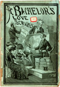 Books:Literature Pre-1900, [Cartoons]. Thomas Worth, illustrator. Bricktop. A Bachelor's Love Scrapes. New York: Frank Tousey, [1883]. ...