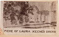 Photography:CDVs, Ford's Theatre: CDV of Laura Keene's Blood-stained Dress. ...