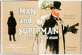 Books:Fine Press & Book Arts, [Limited Editions Club] Charles Mozley, illustrator. SIGNED. GeorgeBernard Shaw. Man and Superman. Limited Editions...
