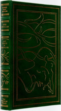 Books:Fine Bindings & Library Sets, Kirk Douglas. SIGNED. Last Tango in Brooklyn. Franklin Center: Franklin Library, 1994. First edition. Signed by th...