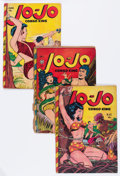 Golden Age (1938-1955):Funny Animal, Jo-Jo Comics #22-28 Group (Fox Features Syndicate, 1948-49)Condition: Average FR.... (Total: 7 Comic Books)