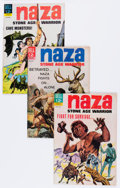 Silver Age (1956-1969):Adventure, Naza File Copies Group (Dell, 1964-66) Condition: Average VF+.... (Total: 12 Comic Books)